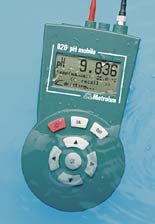 Metrohm pH meters for the laboratory and the field - Wireless freedom in pH measurement by Metrohm AG thumbnail