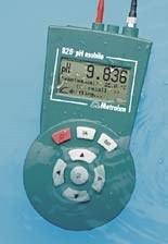Metrohm pH meters for the laboratory and the field - Wireless freedom in pH measurement