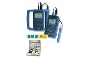 Handheld pH meters