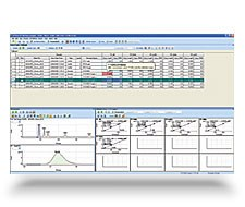Plasma Chromatographic Software