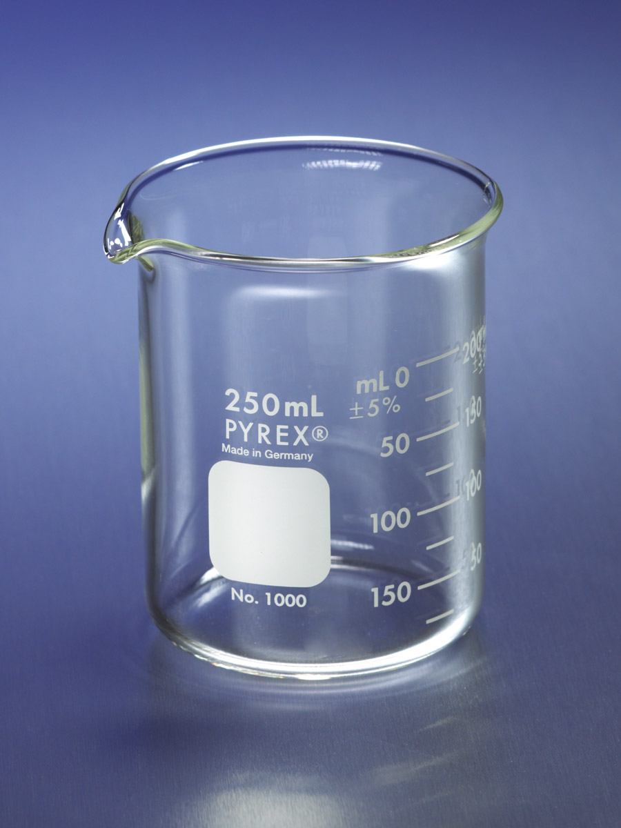 PYREX® Griffin Low Form 100 mL Beaker, Graduated by Corning Life Sciences thumbnail