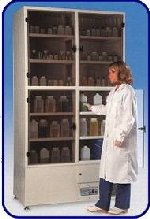 Chemical Storage Cabinet by Labcaire Systems Ltd thumbnail