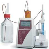 TirtoLine easy: The intelligent titrator for your routine daily work by Schott Instruments GmbH product image