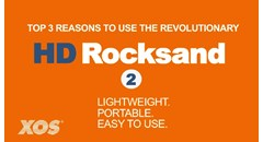 xos-hd-rocksand---lightweight-portable-easy-to-use