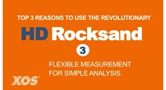 xos-hd-rocksand---flexible-measurement-for-simple-analysis