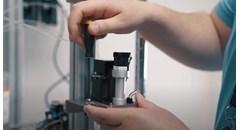Fluid Metering presents the Sub Microliter Pump