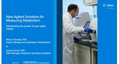 Harnessing the power of the plate reader: New Agilent solutions for measuring metabolism