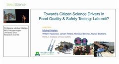The End of the Food Quality Lab? Citizen Science in Food Safety Testing