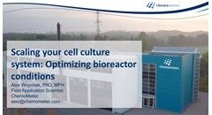 Scaling your cell culture system: Optimizing bioreactor conditions