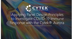 Applying panel design principles to investigate COVID-19 immune response with the Cytek Aurora