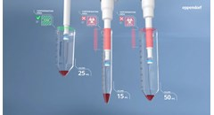 Discover the new Eppendorf Conical Tubes 25 mL