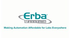 Lab automation by Erba Mannheim now available in Brazil