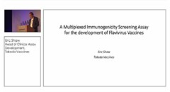 Developing Flavivirus Vaccines with Multiplexed Immunogenicity Screening