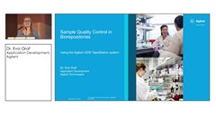 How to Achieve Quality Control of Your Samples in Biorepositories