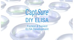 CaptSure™ DIY ELISA - Fast ELISA development without need for plate coating