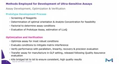 Ultra-sensitive quantification of mutant and total huntingtin protein levels