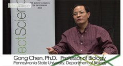 professor-gong-chen,-of-pennsylvania-state-university,-discusses-novel--in-vivo--reprogramming-technology-for-brain-repair