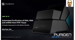 Automated Purification of DNA, RNA and miRNA from FFPE Tissue