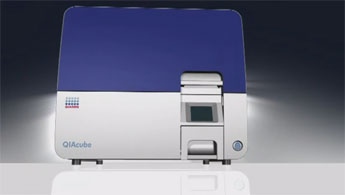 Qiacube Efficient Sample Preparation Selectscience