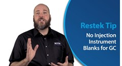 GC Troubleshooting - No Injection Instrument Blanks
