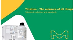 Titration with Titripac®: Smart and safe packaging system
