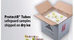 Labcon ProtectR™ Tubes for shipping on dry ice