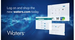 eQuotes Shopping Feature on Waters.com