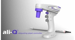 ali Q by VistaLab - World's First Aliquoting Pipet Controller