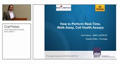 How to Perform Real-Time, Walk-Away, Cell Health Assays