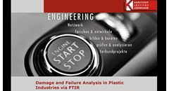 Damage and Failure Analysis in Plastics Industries