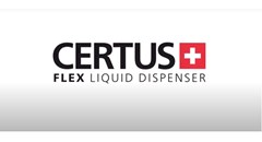 Key benefits of the CERTUS FLEX Liquid Dispenser