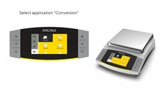 Integrated applications: Check Conversion