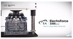 Introducing the Multi-Specimen Fatigue ElectroForce 3300 from TA Instruments