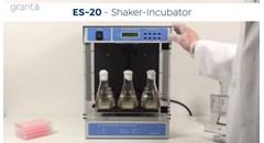 Video Guide: ES-20 Shaker-Incubator