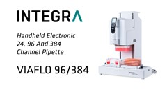 Discover the VIAFLO 96/384 Channel Pipette
