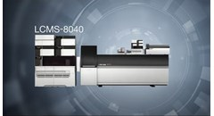 The new LCMS8060NX Liquid Chromatograph Mass Spectrometer