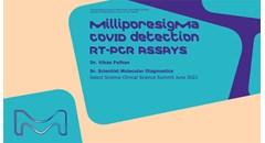 Merck COVID detection RT-PCR assays