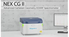 Rigaku NEX CG II Cartesian Geometry EDXRF Spectrometer