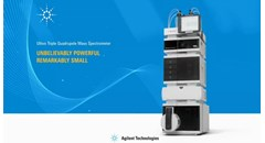 Watch the Power of the Ultivo Triple Quadrupole LC/MS