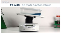 Discover the PS-M3D Multifunction Rotator