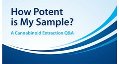 How potent is my sample? A cannabinoid Q&A