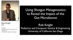 Using Shotgun Metagenomics to Reveal the Impact of the Gut Microbiome