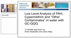 method-development-for-low-level-analysis-of-pah-cypermetherin-and-pesticides-in-water-with-gc-qqq