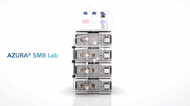 AZURA Analytical HPLC System | SelectScience