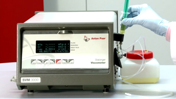 Svm 3001 stabinger viscometer welcome to new viscometry for Bed tech 3000