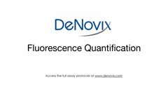 fluorescence-quantification-with-denovix-instruments