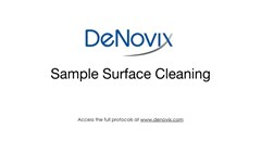 sample-surface-cleaning-for-microvolume-spectrophotometers