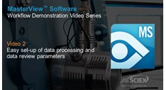 Taking Control of Data Processing & Review - MasterView Software Demo 2