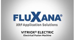 FluXana VITRIOX Electric Fusion Machine for X-ray Fluorescence Analysis